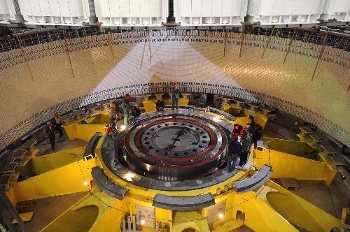 水轮发电机组CE认证