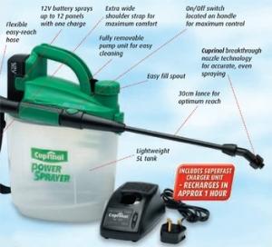电动喷雾器CE认证